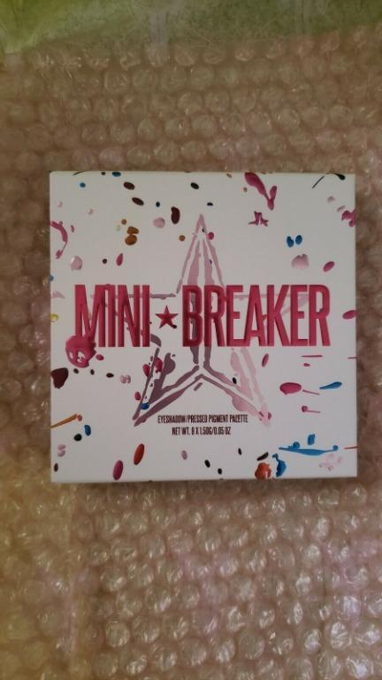 Jeffree Star Mini JAWBREAKER 9 Eyeshadow Palette NEW & AUTHENTIC [PRICE IS FIRM]