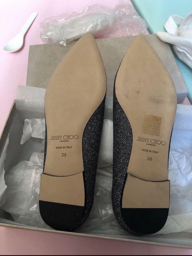 Jimmy choo Flats 平底 Size 38