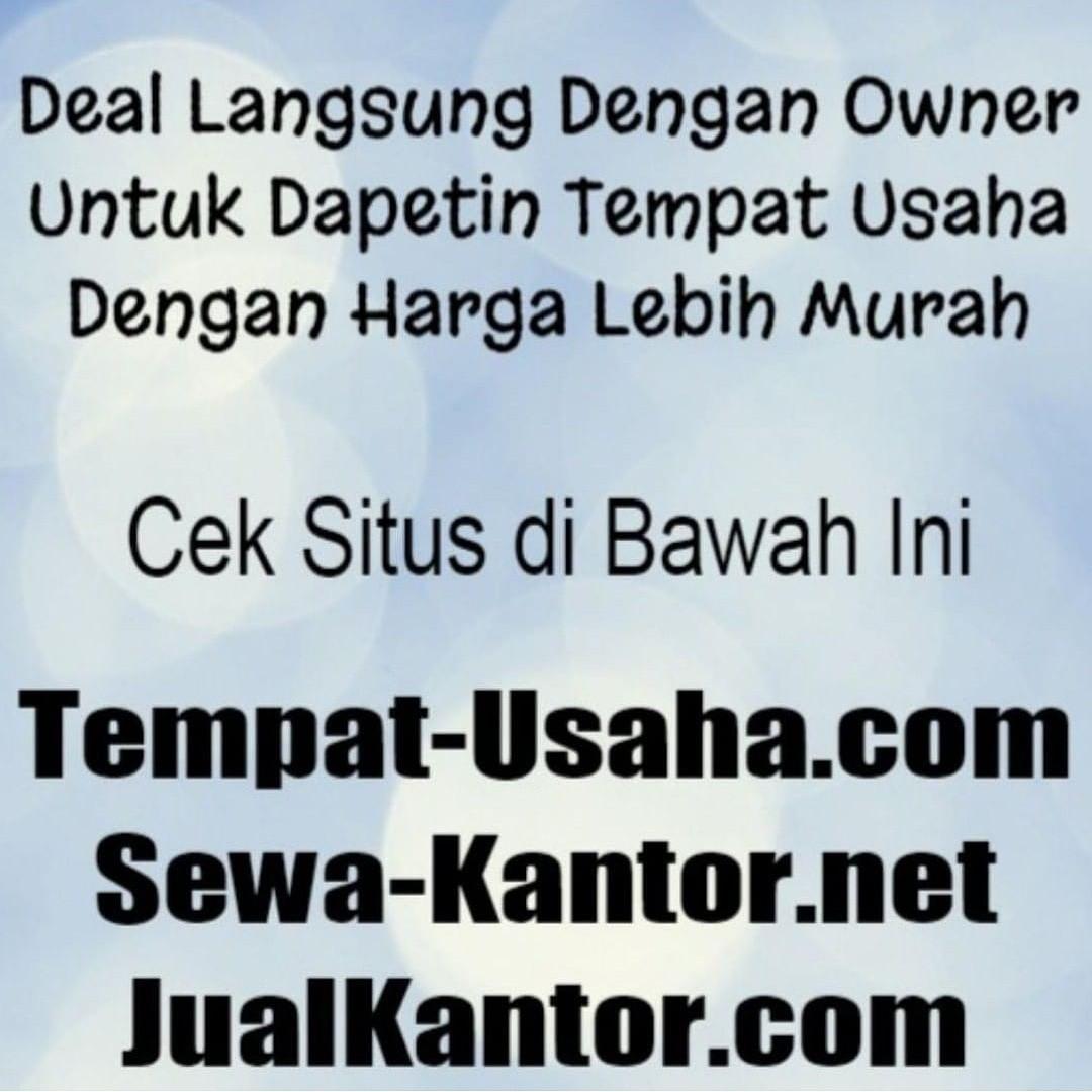 Jual Cepat! 2 Kios (Gandeng) Apartemen Grand Palm Residences at Puri, Jakarta Barat