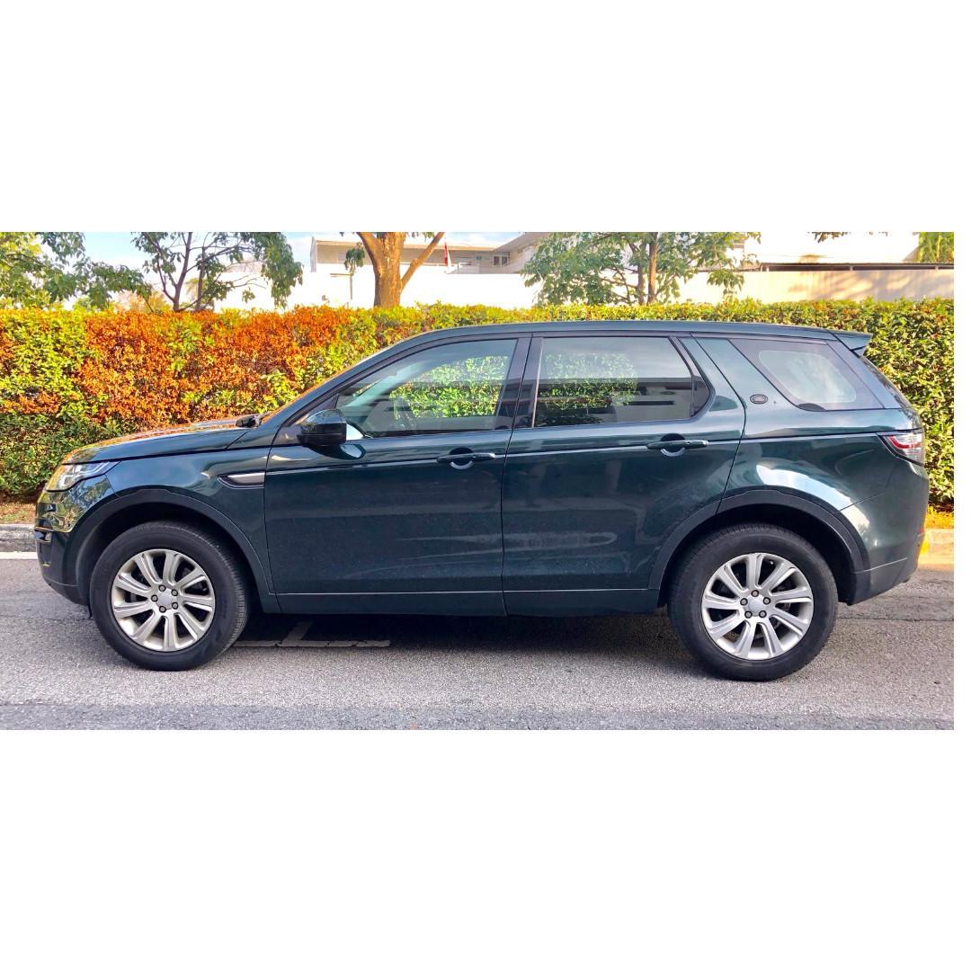 Land Rover Discovery 2.0 Sport SE (5+2 Seats) Auto