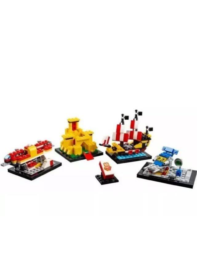 LEGO 40290 60th Anniversary of Lego Bricks Special Exclusive