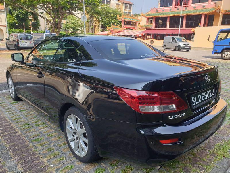 Lexus IS 250 (A)