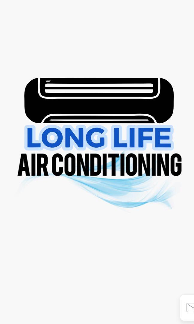 Long life air conditioning