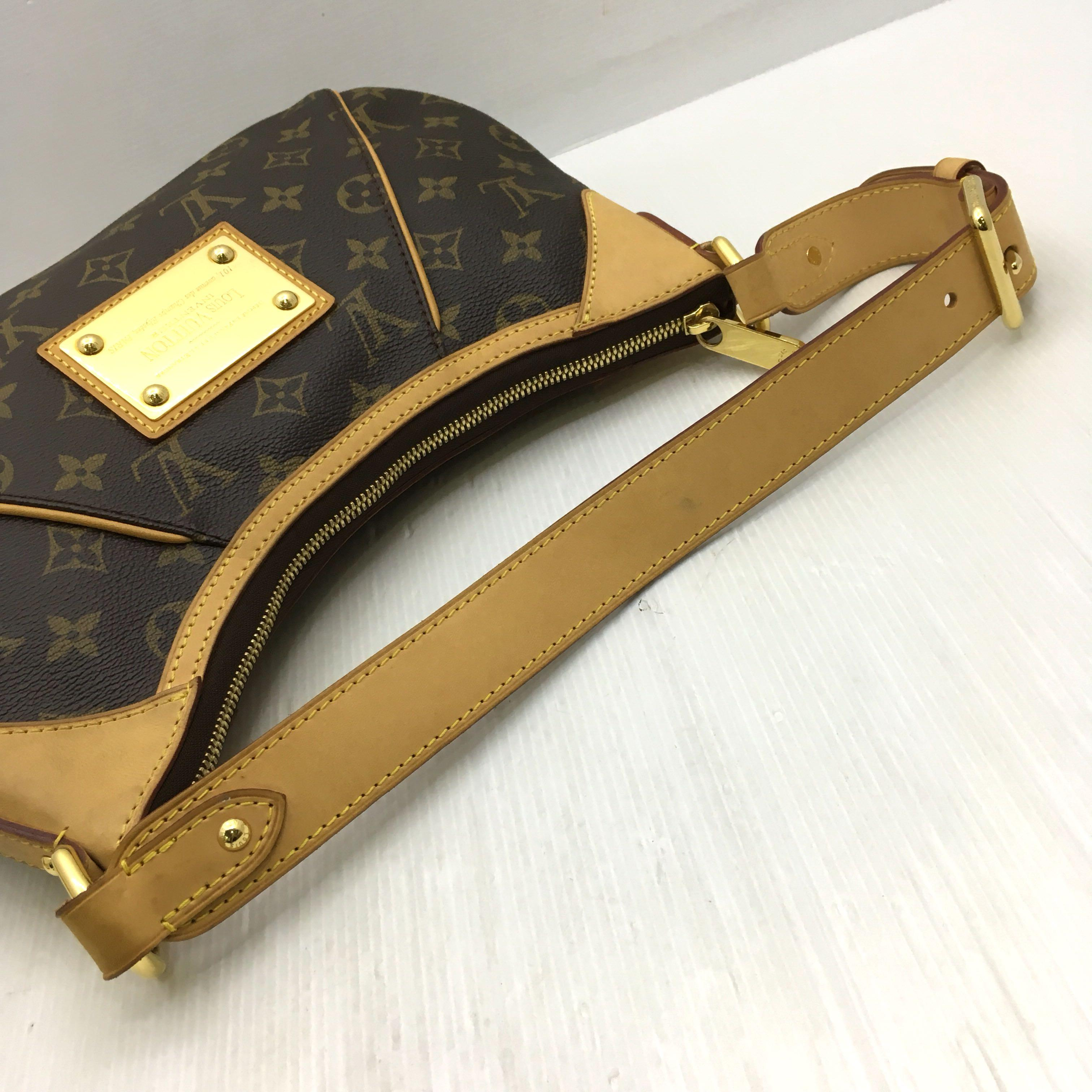 Louis Vuitton Monogram M56384 Thames PM Shoulder Bag 197009575