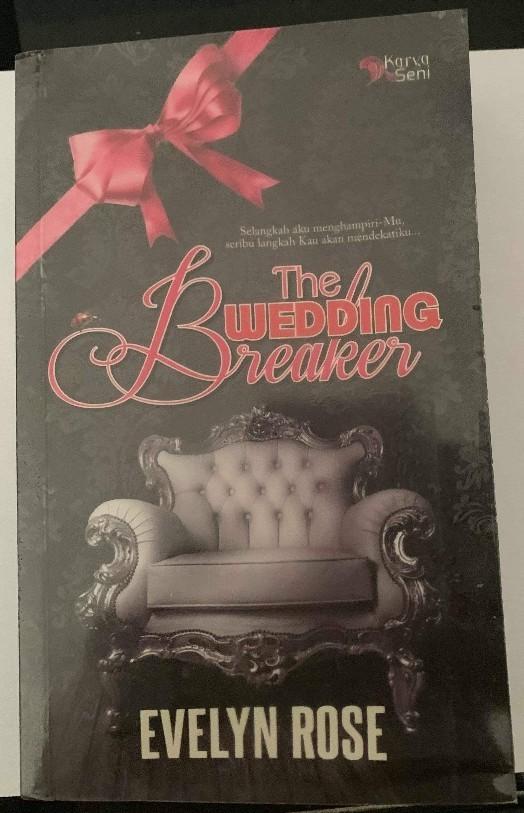 Malay Novel - The Wedding Breaker