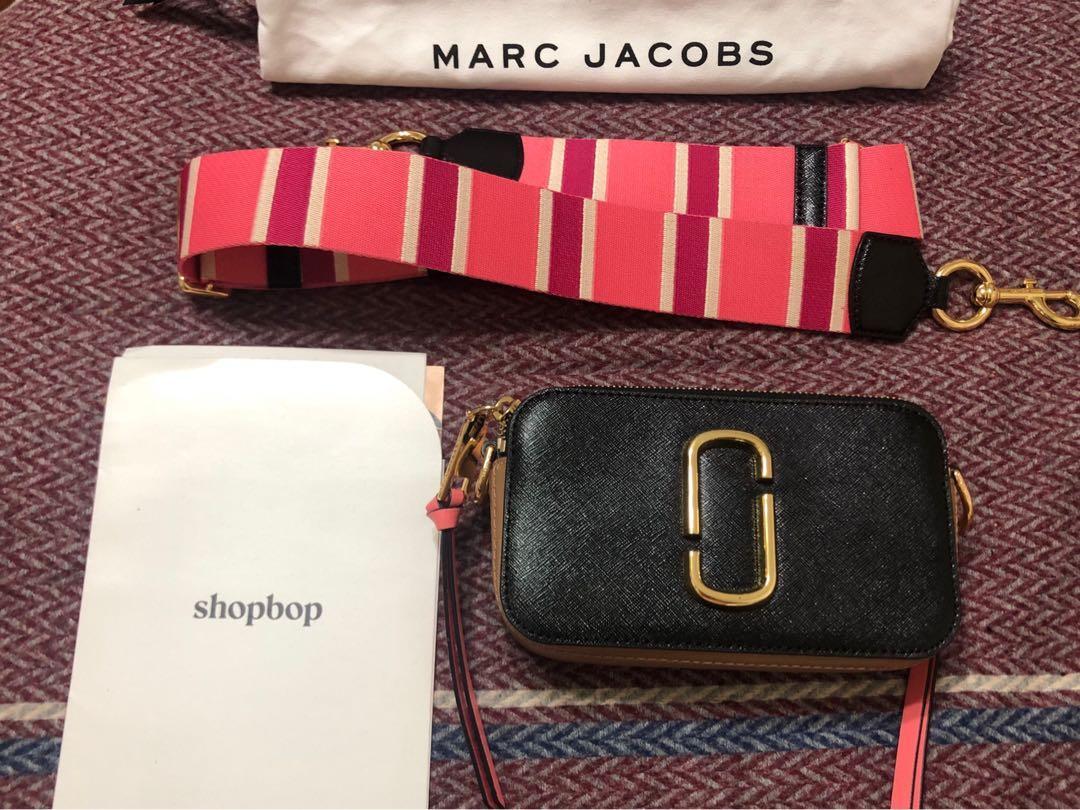 MARC JACOBS 相機包 Snapshot Camera Bags 二手
