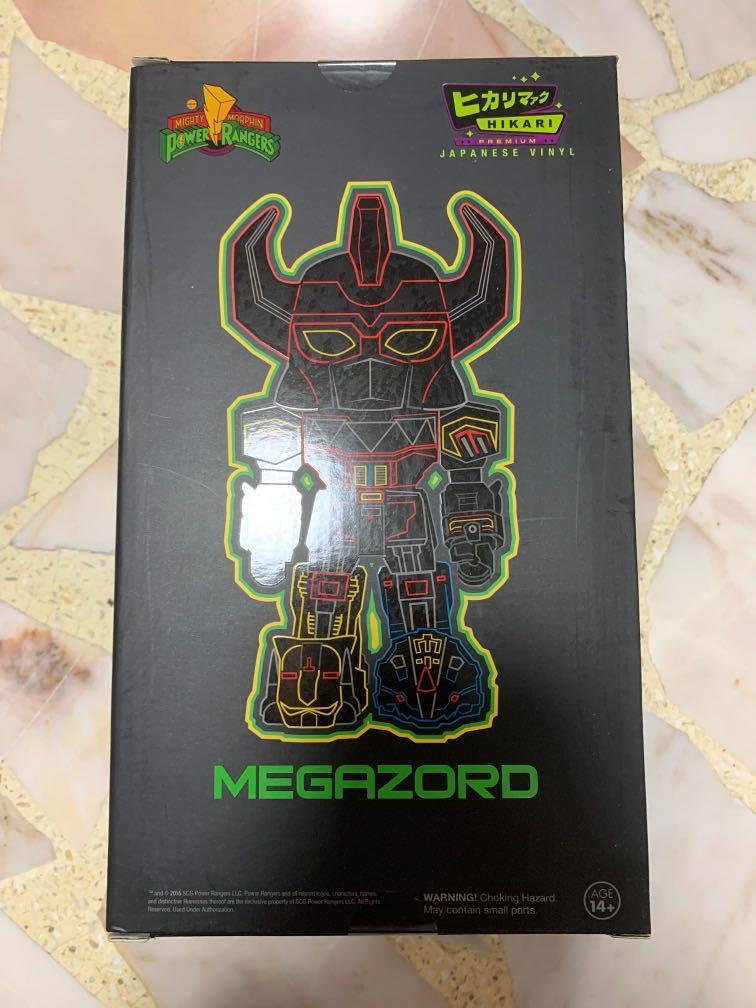 Megazord hikari funko