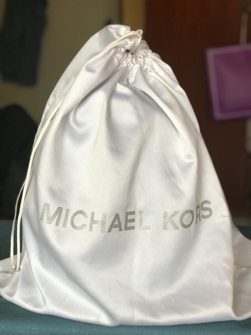 Michael Kors Ballet Floral Abbey Medium Backpack