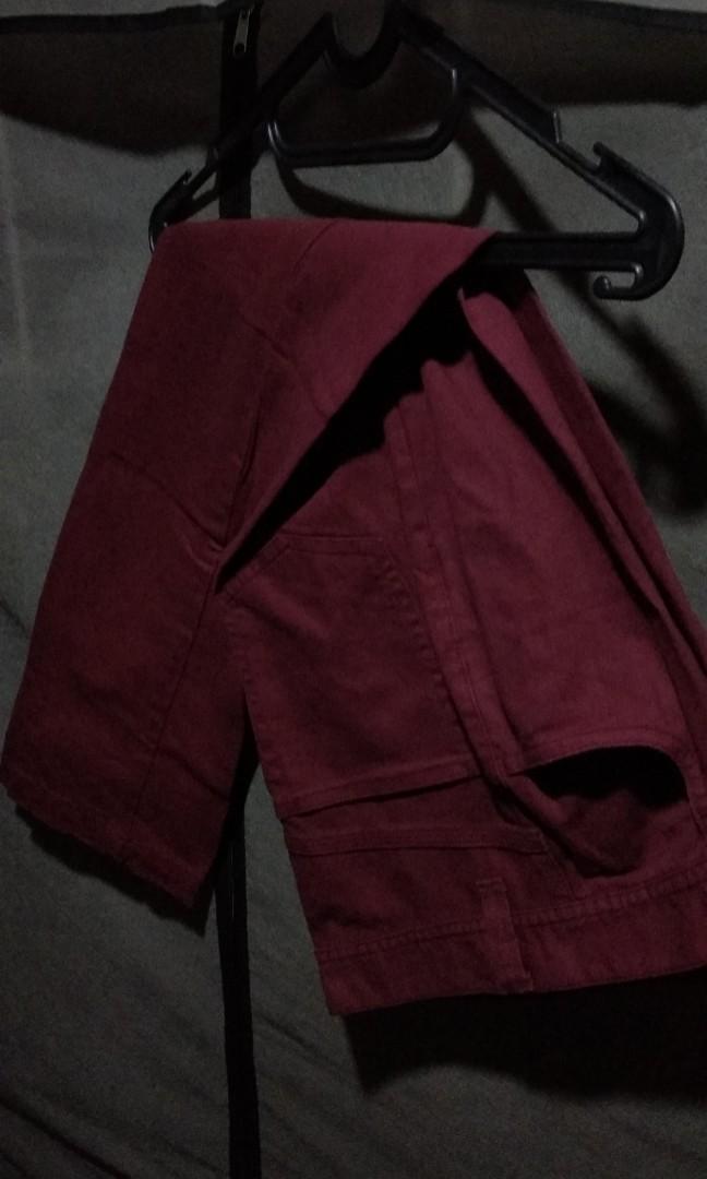 Murah 100K!! Cln jeans pjg + pdk chino