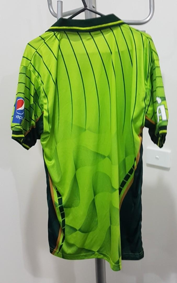 *NEW* ICC Cricket World Cup 2015 Pakistan Polo Shirt