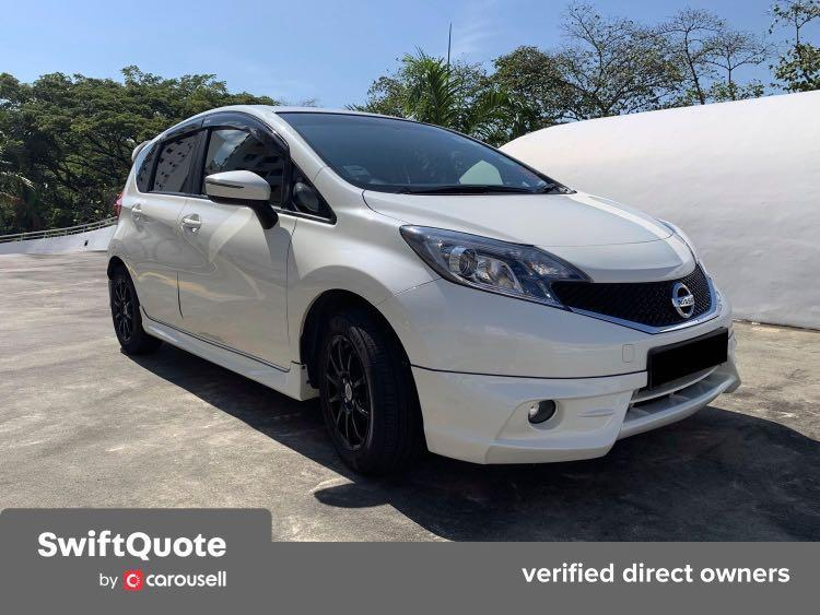 Nissan NOTE 1.2 DIG-S Lite (A)