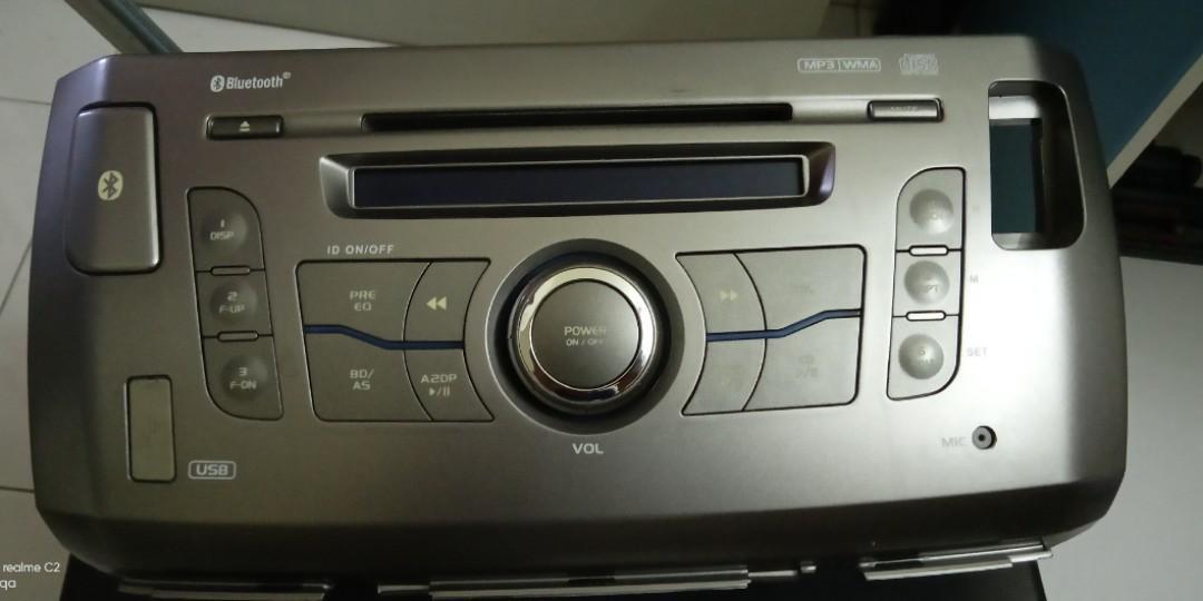 Oem alza original radio