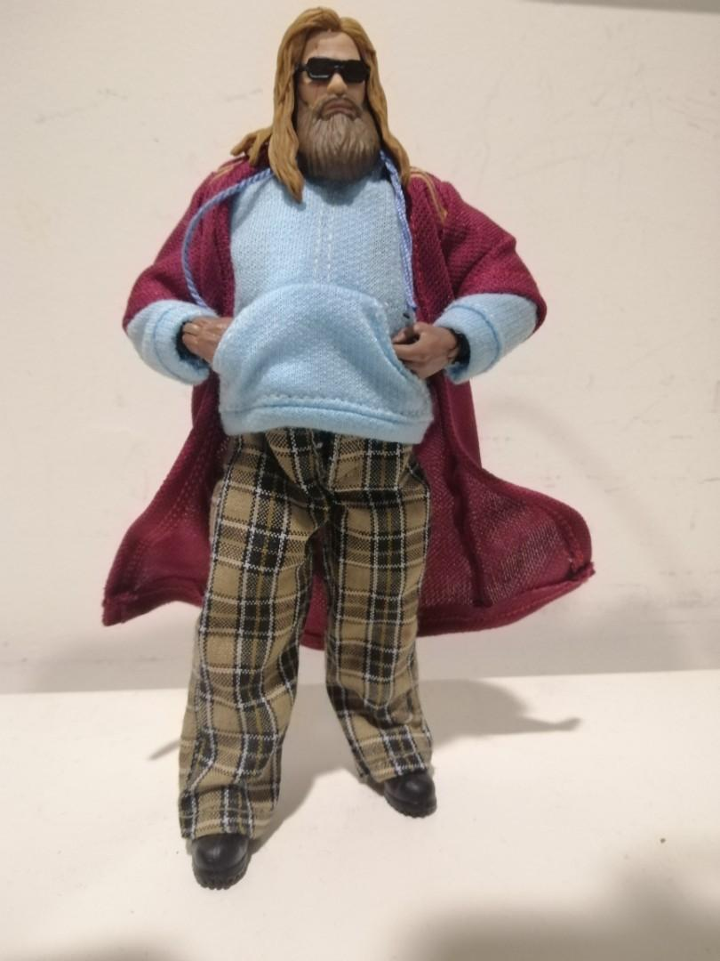 [READY STOCK]  BRO Thor / Fat Thor custom suit for Marvel Legends scale 1 /12