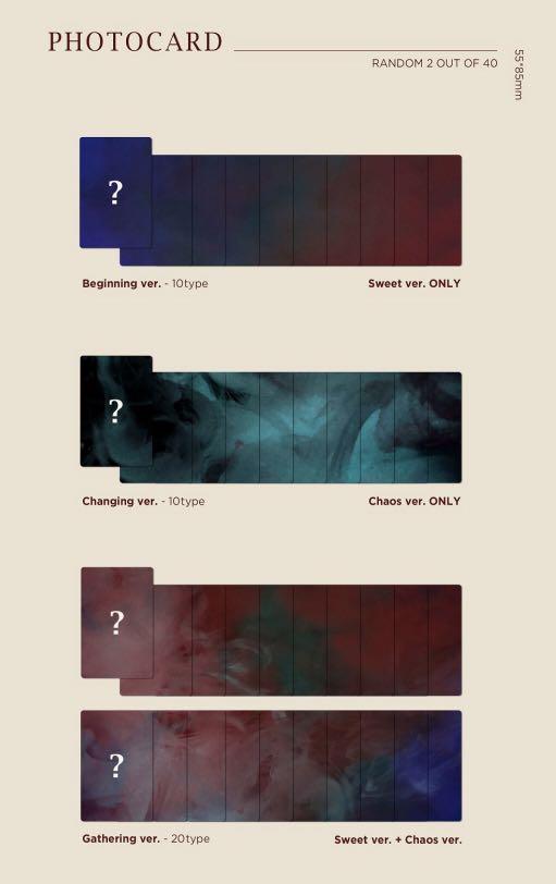 [PREORDER] DAY 6 3rd Regular Album - THE BOOK OF US : ENTROPY