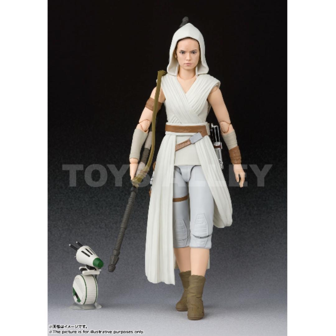 [Preorder] S.H.Figuarts SHF Star Wars Rey & D-O [ Rise of Skywalker ]