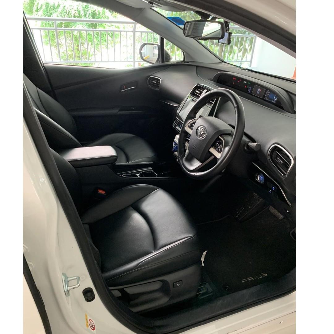 Prius Hybrid 1.8A (2017)