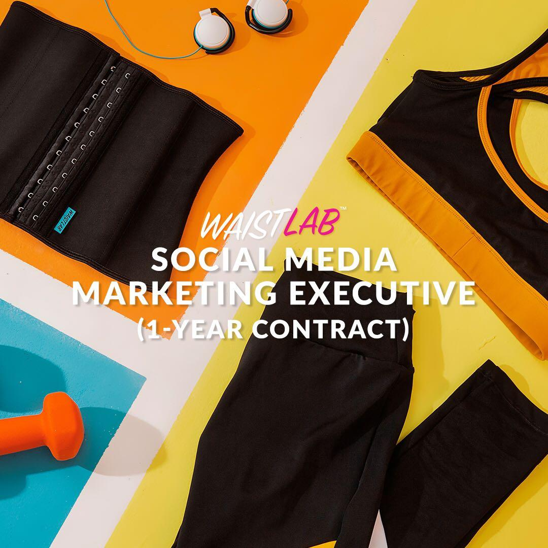 Social Media Marketing Executive (1-Year Contract)
