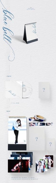 SOLAR - 2020 SOLAR PLANET SEASON's GREETING 'BLUE BELL' [11/10]