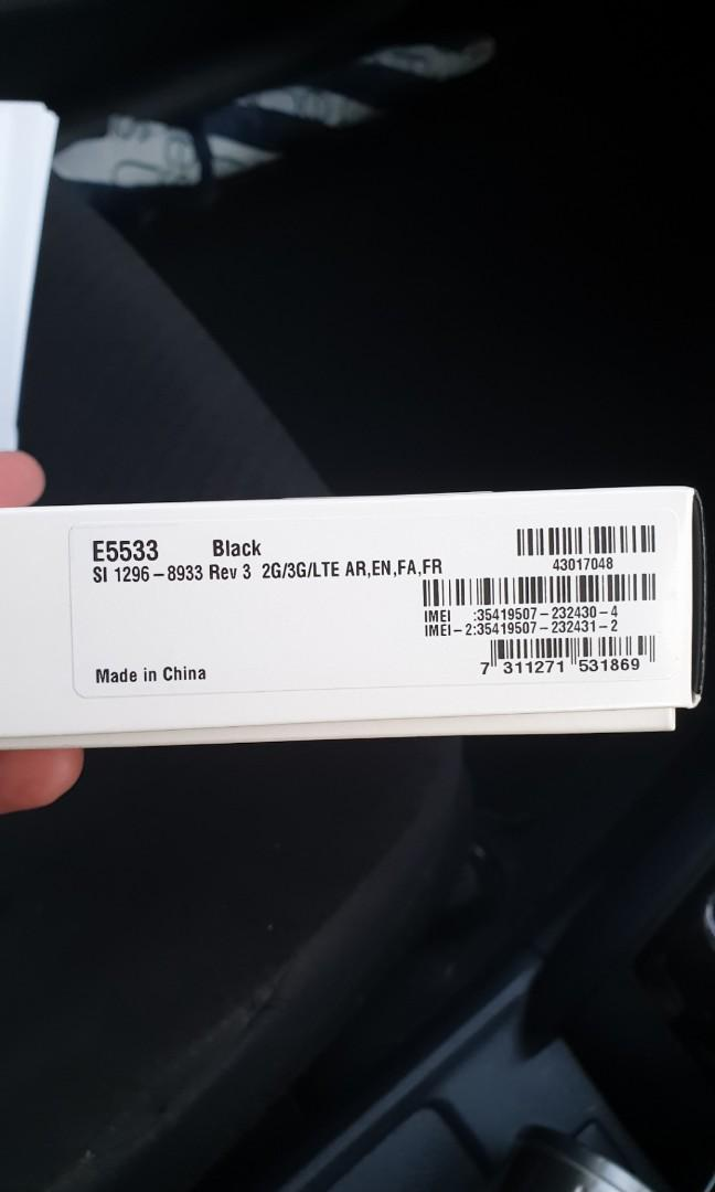 Sony c5 ultra dual sim BNIB