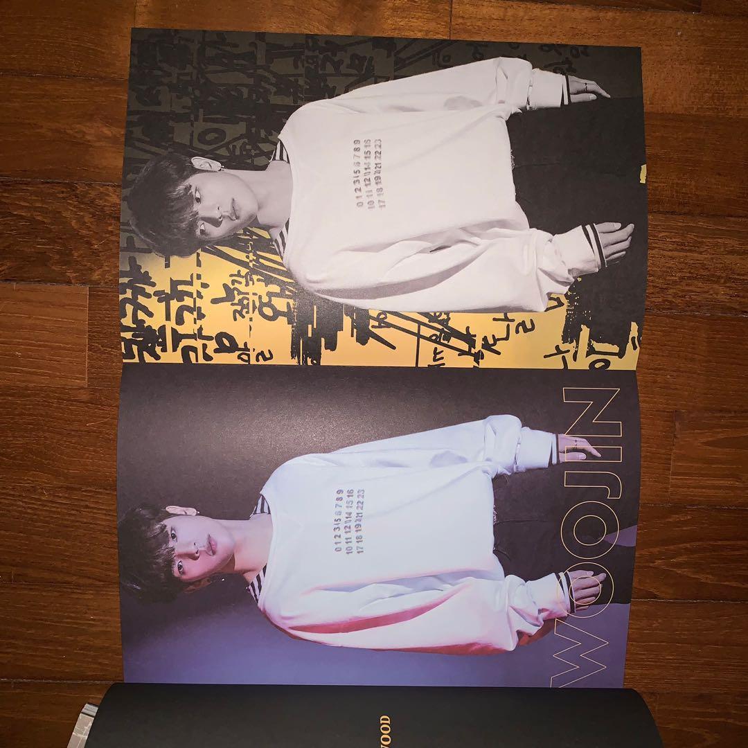 Stray Kids SKZ Album Miroh Yellow Wood
