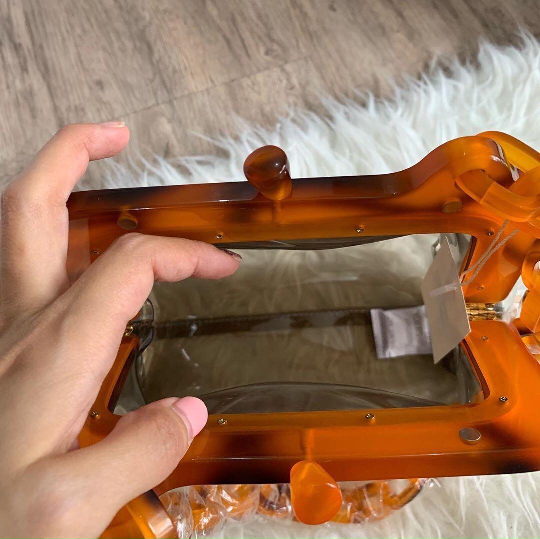 topsh0p Acrylic Handbag