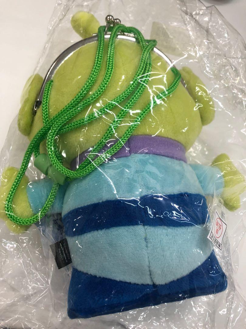 Toy story Alien 三眼仔 金口包 抓霸樂 Toroba 日本景品