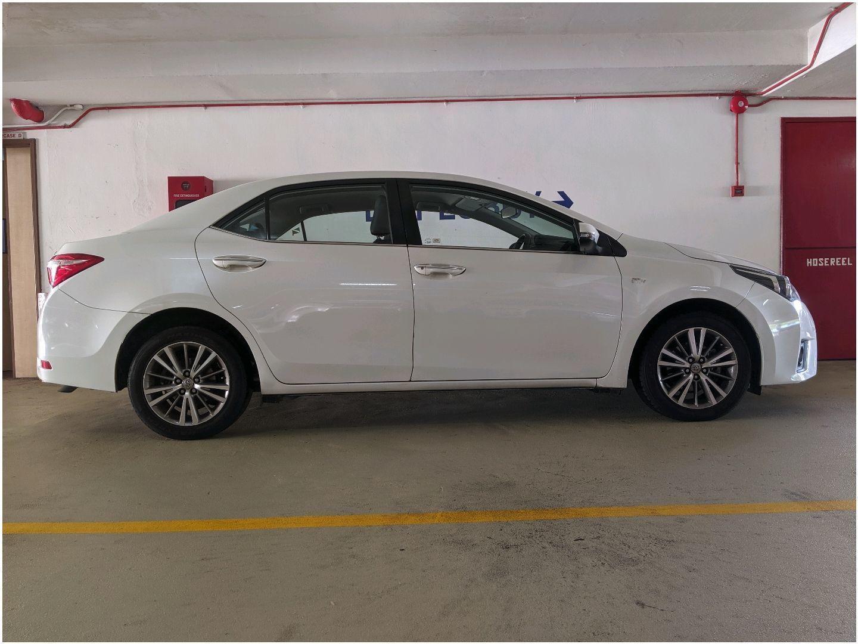 Toyota Altis (Promo + Free Rental! PHV / Personal Usage)