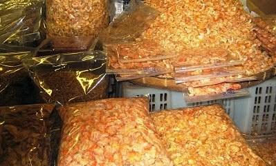 Udang kering Sabah 3kg