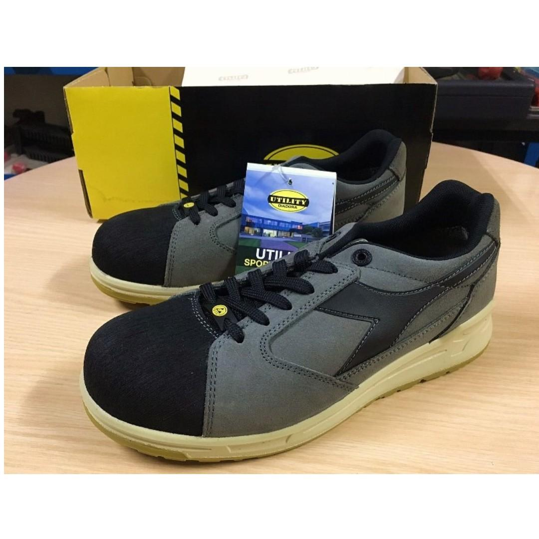 freddo Bella donna Altrimenti  Utility Diadora D-Jump Low Pro S3 Shoes, Women's Fashion, Shoes, Sneakers  on Carousell