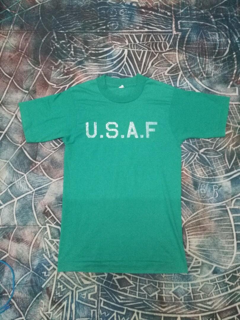 Vintage USAF us airforce  t-shirt usa