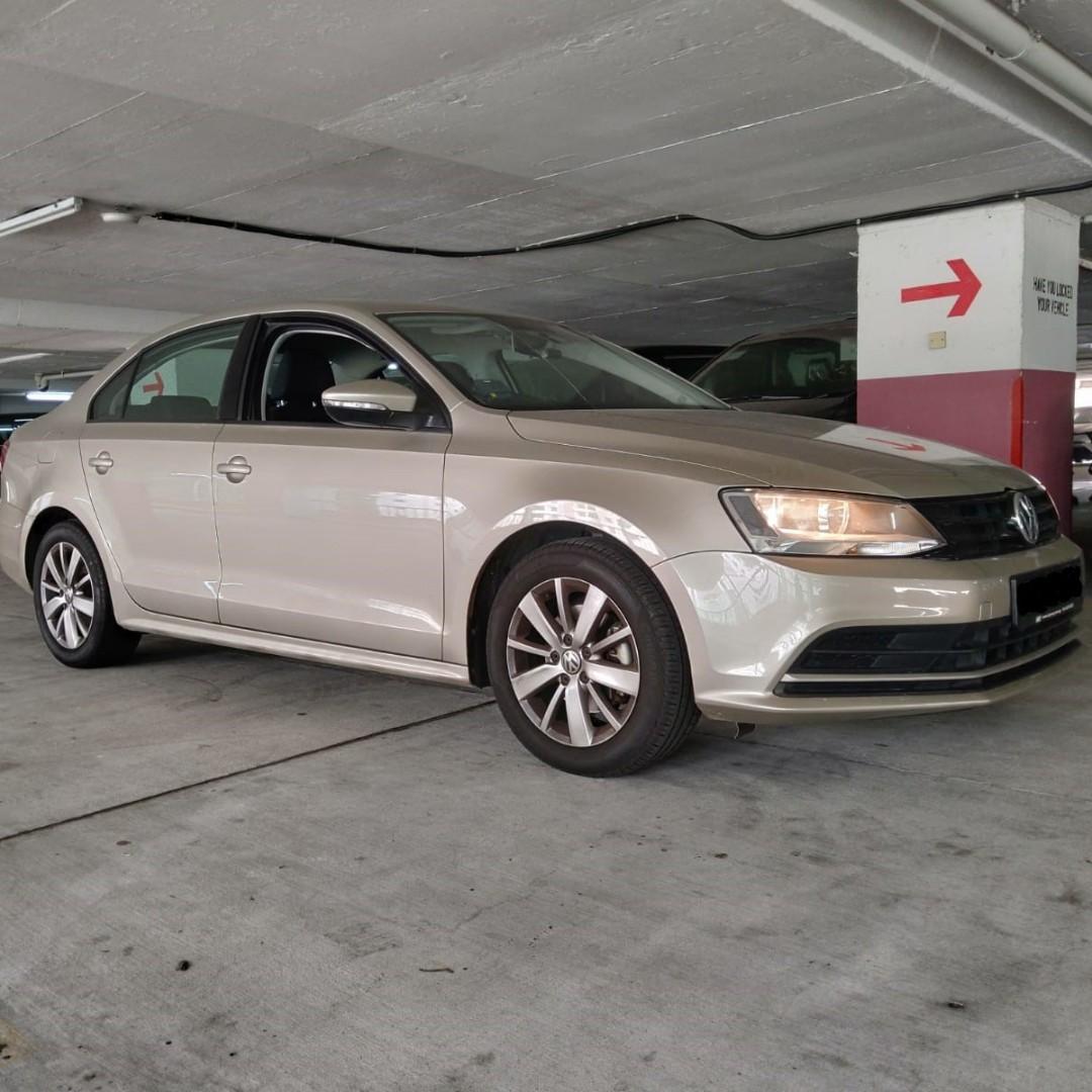 VW Jetta Personal Usage Rental