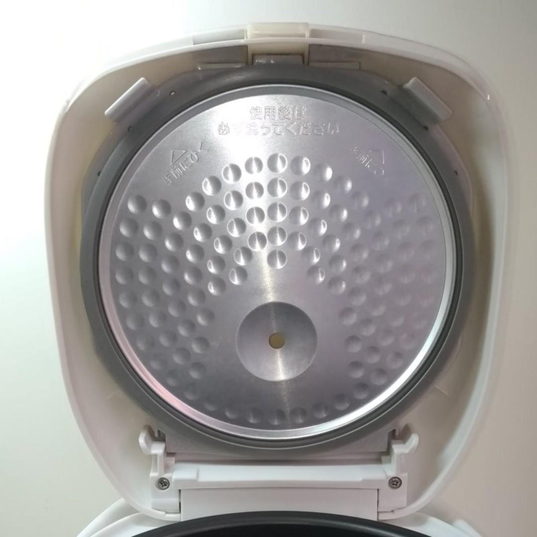 ZOJIRUSHI 象印微電腦炊飯電子鍋 NS-ZCF10 約6人份 日本製 黑金剛球型厚釜 日本原裝進口
