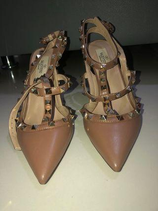 Valentino Garavani Heels Dark Brown