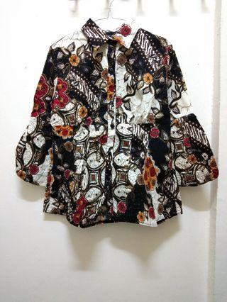 Blouse Batik / kemeja batik / batik