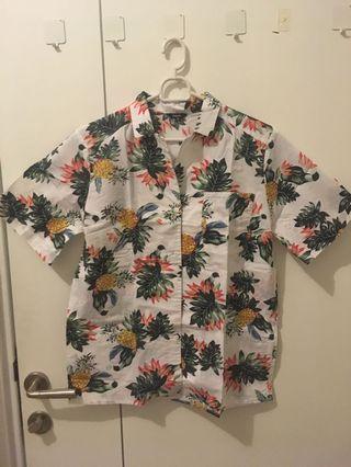 Kemeja Hawaii Pomelo