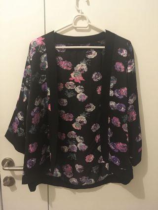 Kimono Bunga / Flower