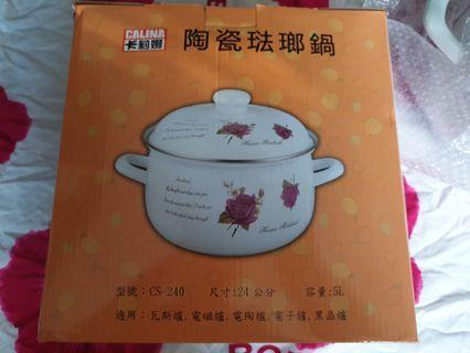 卡莉娜 陶瓷琺瑯鍋
