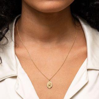 Mejuri Star Necklace