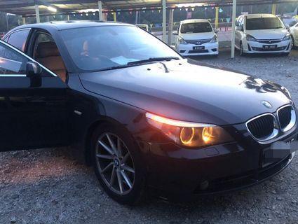 BMW E530i E60 CASH RM 26000