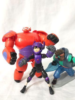 Original Big hero 6 action figure