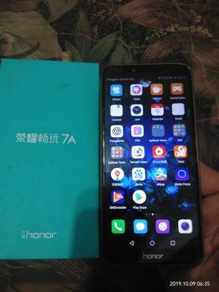 Huawei honor 7A 3gb/32gb