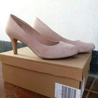 Soft pink Heels Payless
