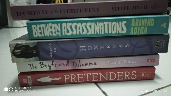 English Novels , Story Books