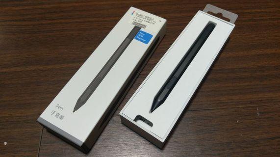 微軟new surface pen新款手寫筆/黑色/繪圖筆