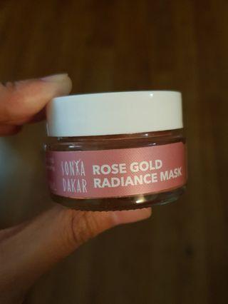 Rose Gold Radiance Mask (15 ml)