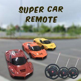 Super Remote Car