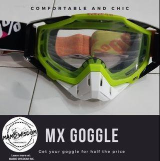 Goggle Snail dirtbike