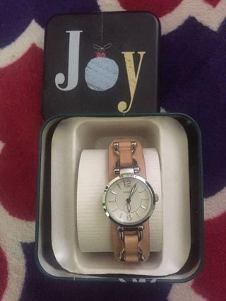 Fossil Ladies Watch leather
