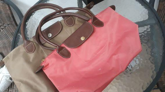 Longchamp / lc kw Take all murah