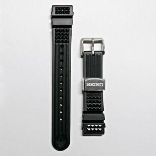 Seiko Marinemaster MM300 SBDX017 Rubber 20mm Strap Z20